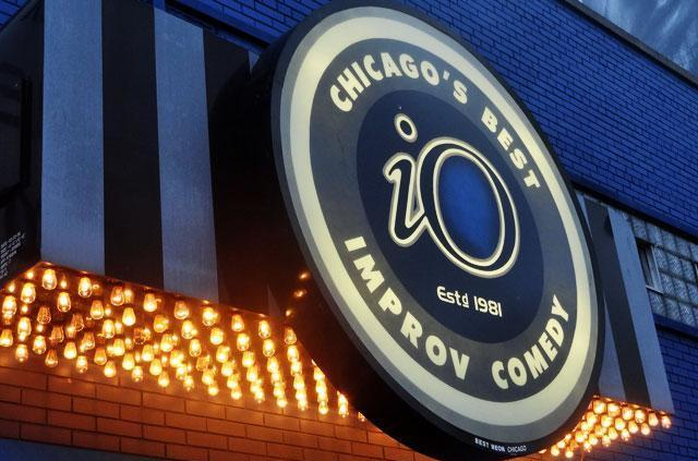 You need to hit up a comedy show while in Chicago!