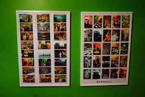 We take lots and lots of pictures at Wrigley Hostel!
