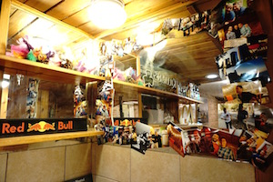 Find yourself in our photo collage at the bar!