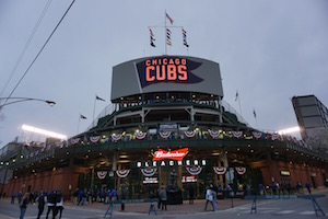 Wrigley Hostel is conveniently located next to Wrigley Field in Chicago!