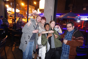 Nights out at Deuces in Wrigleyville  are a lot of fun